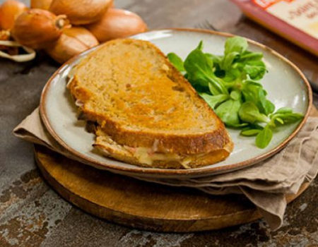 Grilled Cheese aux tranches Saint Mont des Alpes Entremont